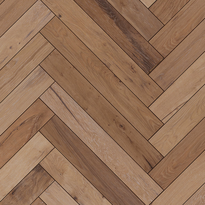 Farmhouse Vernazza European Oak Hardwood in Herringbone
