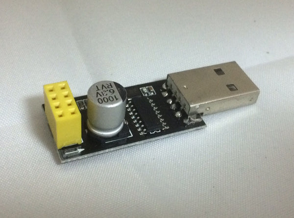 esp1 carrier board (esp8266 USB interface)