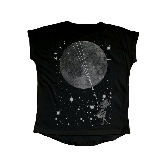 Catch the Moon Dolman T-shirt