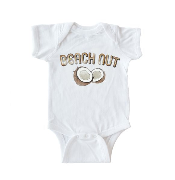 Beach Nut Onesie