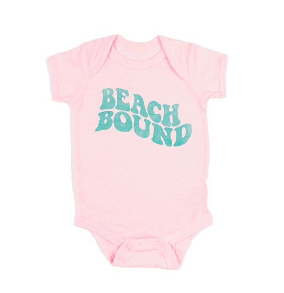 Beach Bound Onesie