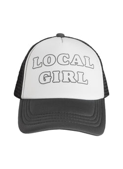 Local Girl Trucker Hat