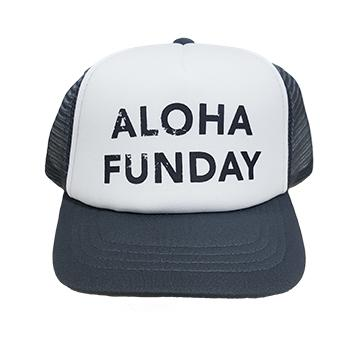 Aloha Funday Trucker Hat