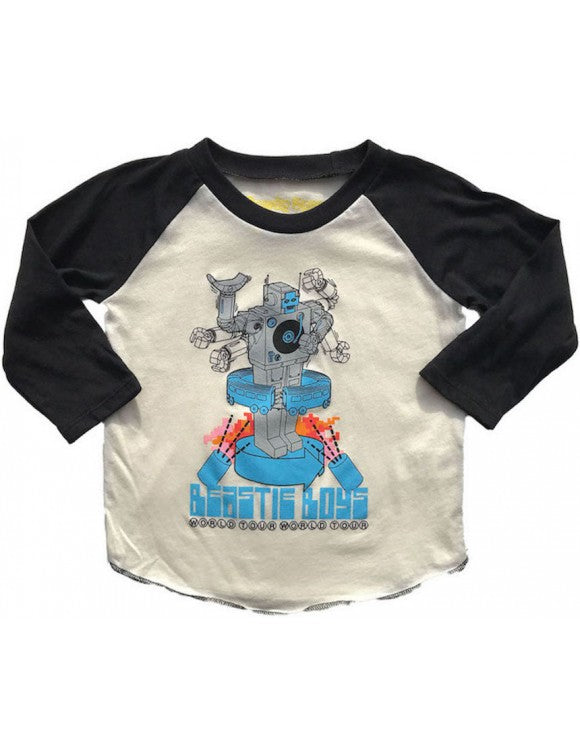 Beastie Boys Girls Raglan Tee
