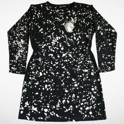 Cosmic Unicorn Long Sleeve Dress