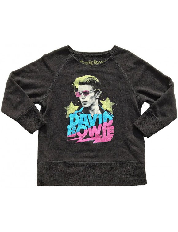David Bowie Girls Sweatshirt