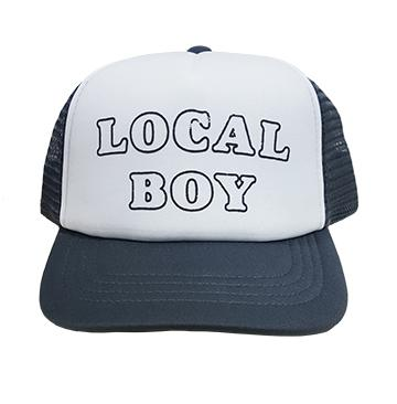 Local Boy Trucker Hat