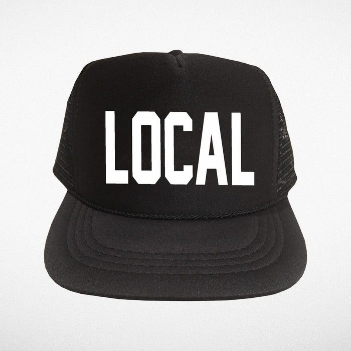Local Trucker Hat