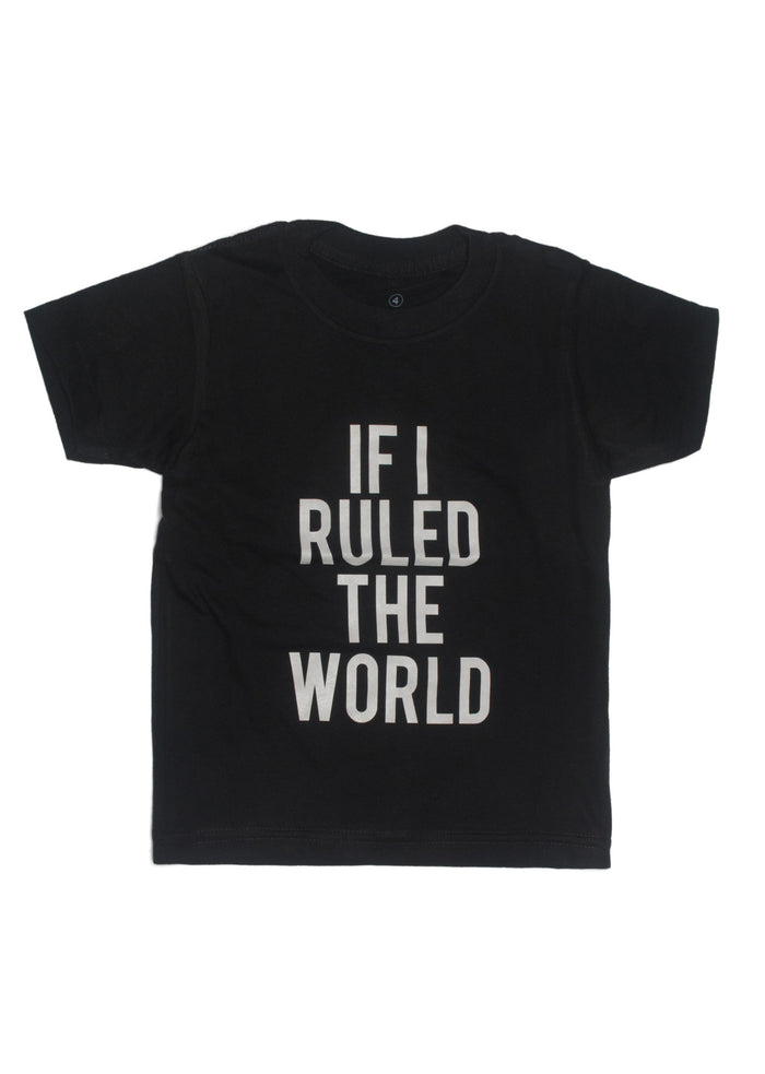 Rule The World T-Shirt
