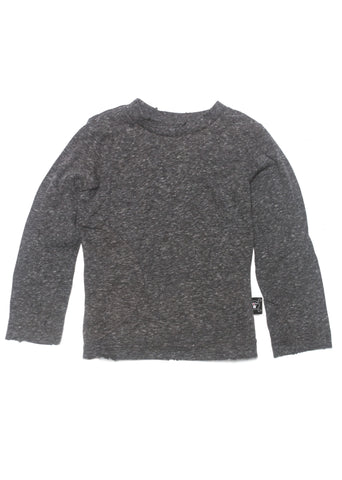 Circle Glove Shirt Grey