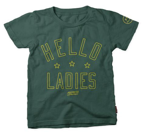 Hello Ladies Tee