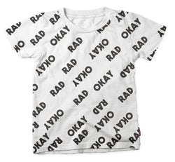 Okay Rad Cotton T-Shirt