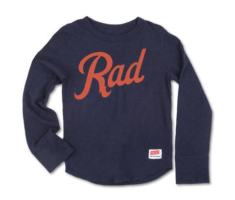 Rad Long Sleeved T-Shirt