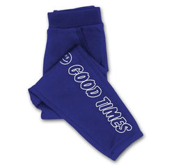 Blue Good Times Joggers