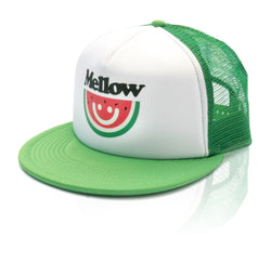 Mellow Hat - Green/White