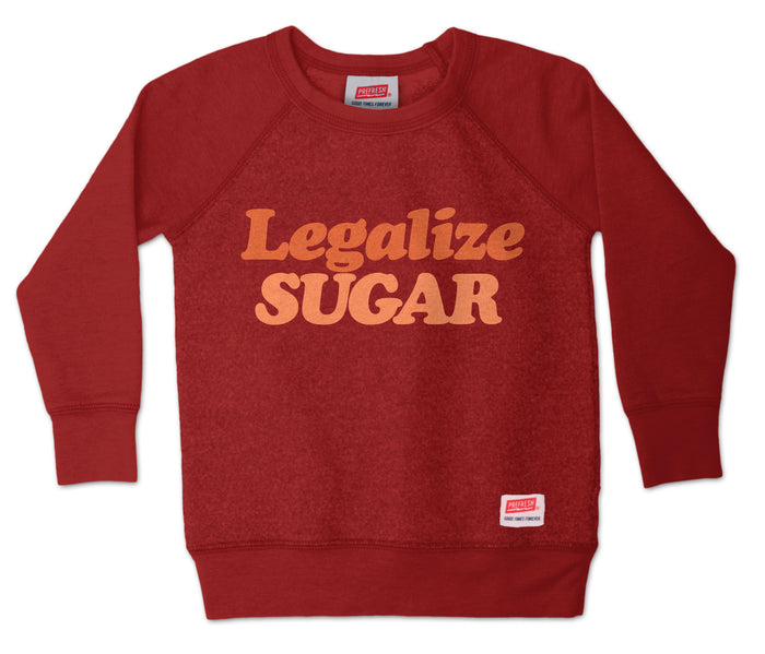 Legalize Sugar Sweatshirt