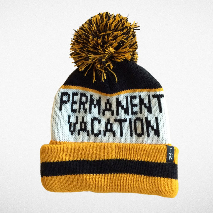 Permanent Vacation Beanie