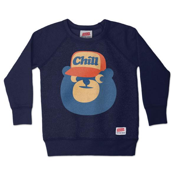 Chill Bear Sweatshirt
