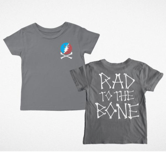 Tiny Whales Rad to the Bone Tee