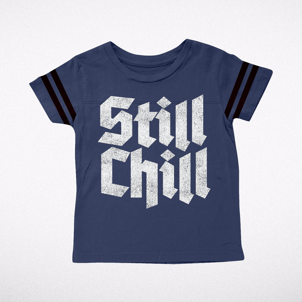 Tiny Whales Still Chill Tee
