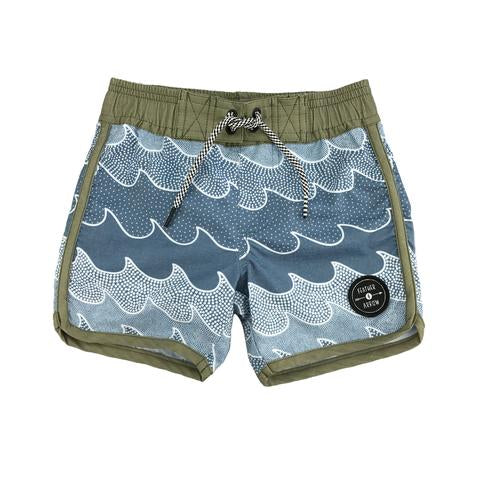 Cosmic Wave Boardshort