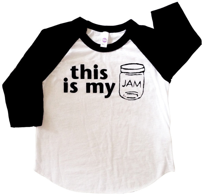 This is My Jam Raglan