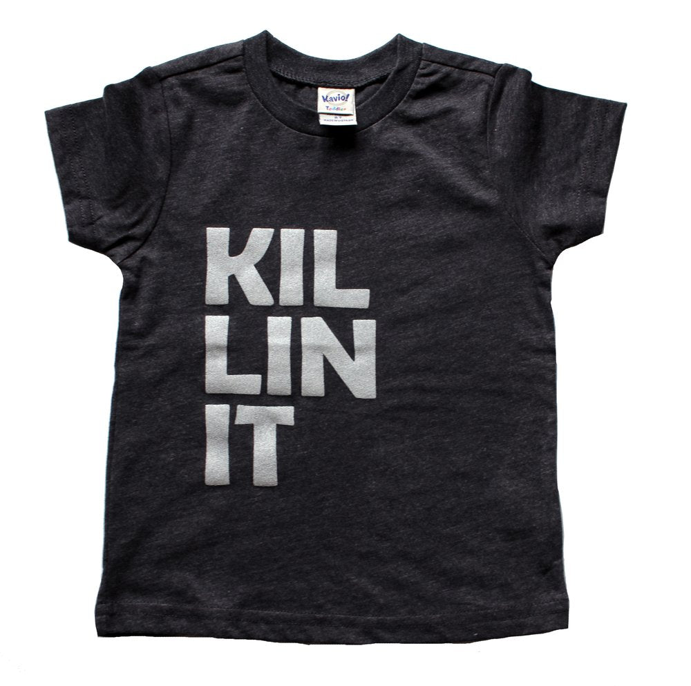 Killin It T-shirt - Black