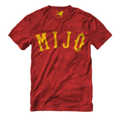 Mijo T-Shirt - Red