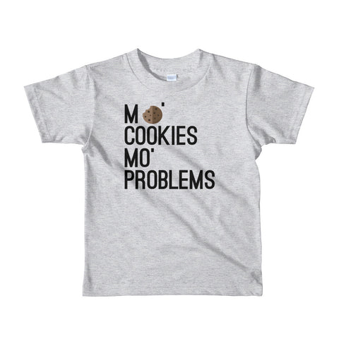 Mo' Cookies Mo' Problems t-shirt - Youth
