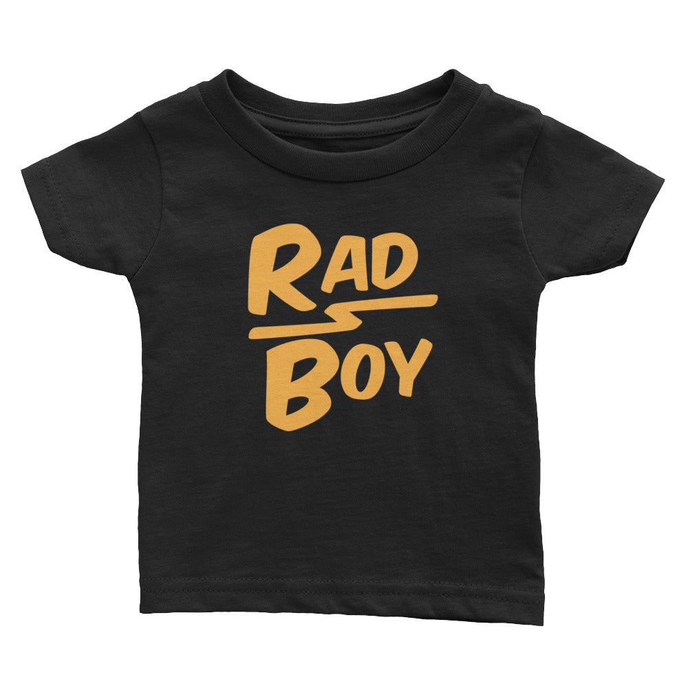 Rad Boy T-Shirt - Baby