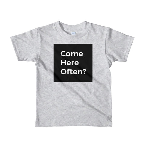 Come Here Often? t-shirt - Youth