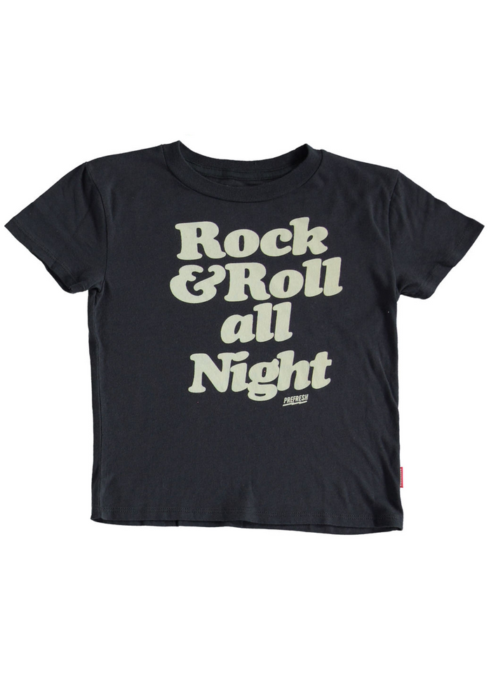 All Night T-Shirt Graphite