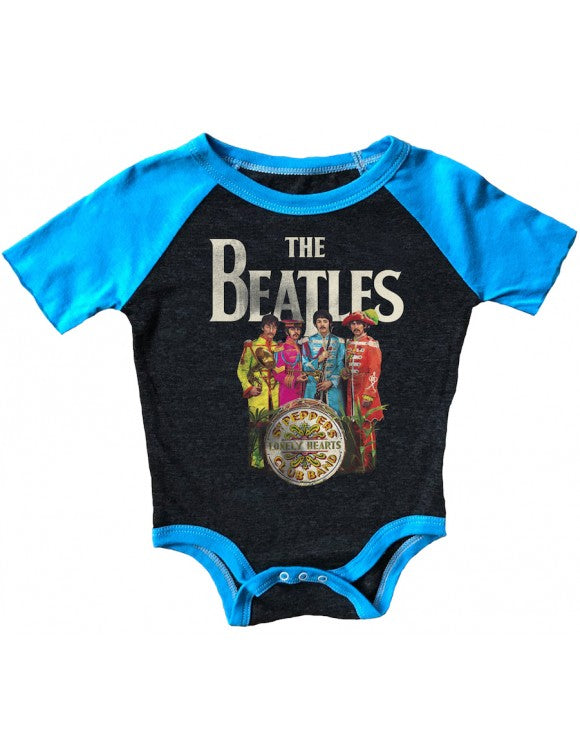 Beatles Sgt. Pepper Onesie