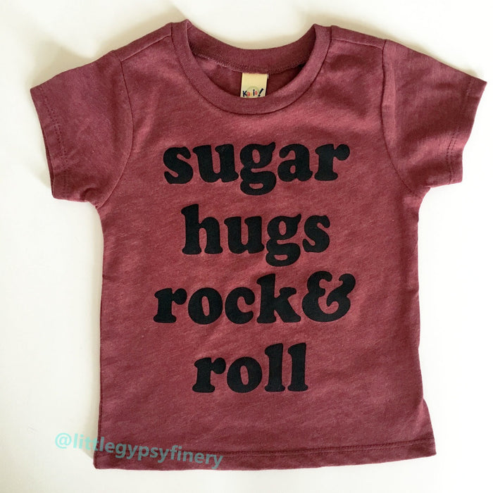 Sugar Hugs Rock & Roll T-Shirt
