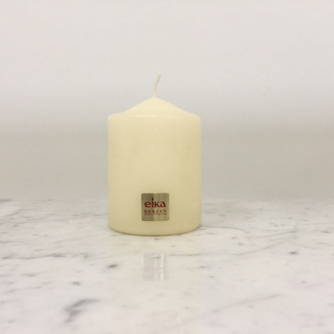 Pillar Candles - Champagne