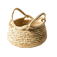 Double Handled Basket - CRAVE WARES