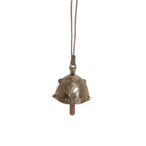 Brass Cow Bell - Large