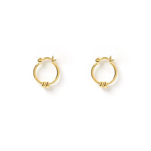 Casey Gold Earrings