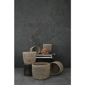 Charlotte Seagrass Basket