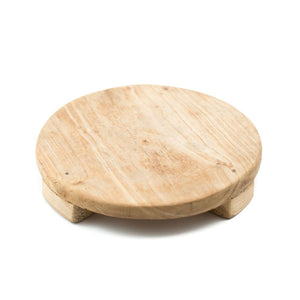 Wooden Chapati Board - CRAVE WARES