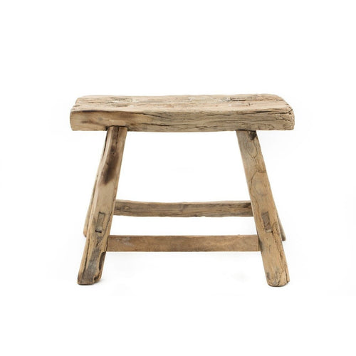 Chinese Workers Stool - Small