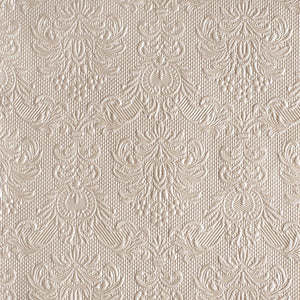 Disposable Lunch Napkin - Elegance Taupe