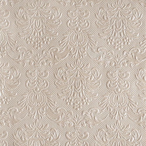 Disposable Dinner Napkin - Elegance Taupe - CRAVE WARES