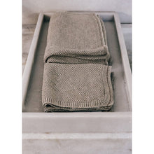 Linen Face Washer
