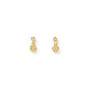 Hugo Gold Earrings