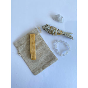 Healing Kit - Clear Quartz