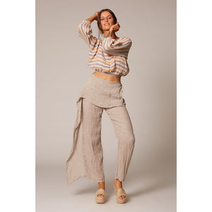 Coco Pant - Natural - CRAVE WARES
