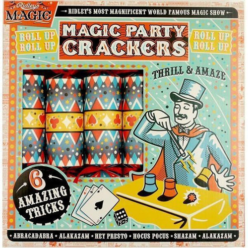 Magic Party Crackers