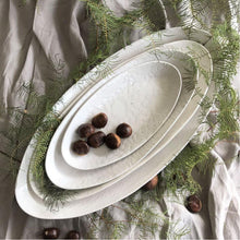Oval Bamboo Platter - Small