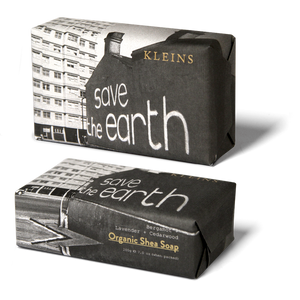 Save the Earth - Bar Soap